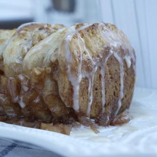 Apple Strudel Monkey Bread