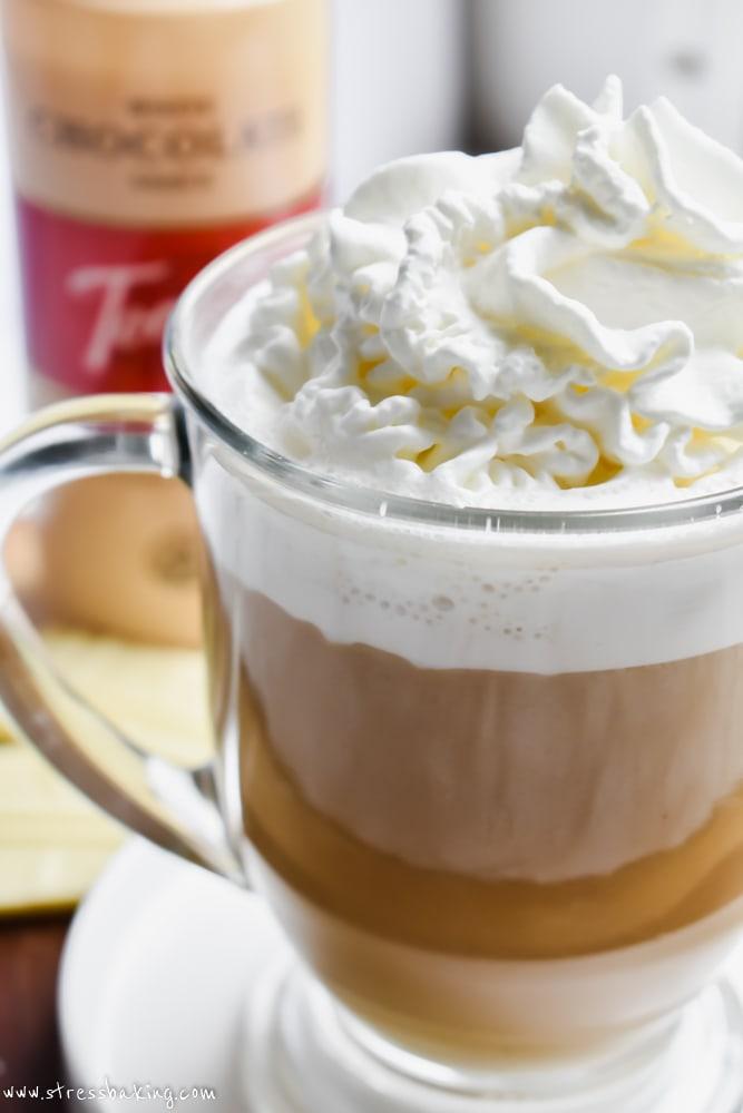 Copycat Starbucks White Chocolate Mocha Stress Baking
