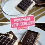 Homemade Petit Écoliers | Stress Baking