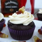 Jack and Coke Cupcake