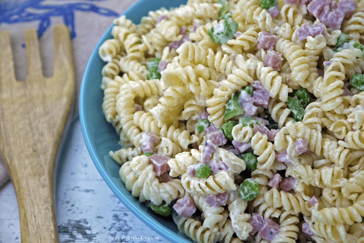Copycat Ruby Tuesday Pasta Salad Stress Baking