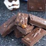 Dark Chocolate Caramel Han Solo in Carbonite