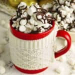 Hot Chocolate Popcorn