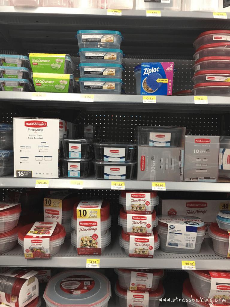 Walmart Rubbermaid® Brilliance™ Food Storage