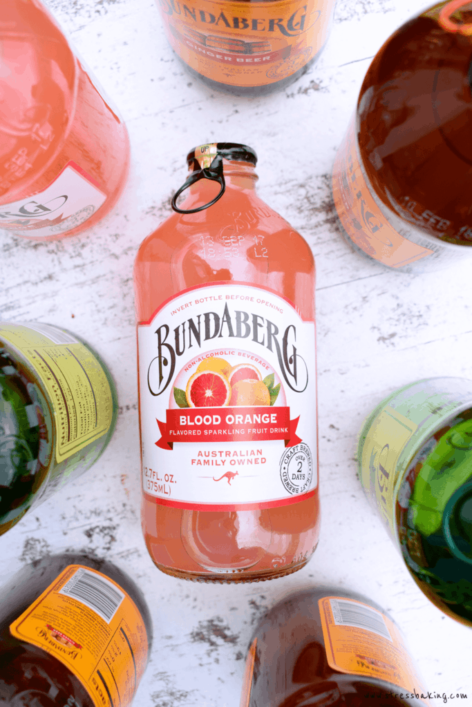 Bundaberg Sparkling Blood Orange Beverage