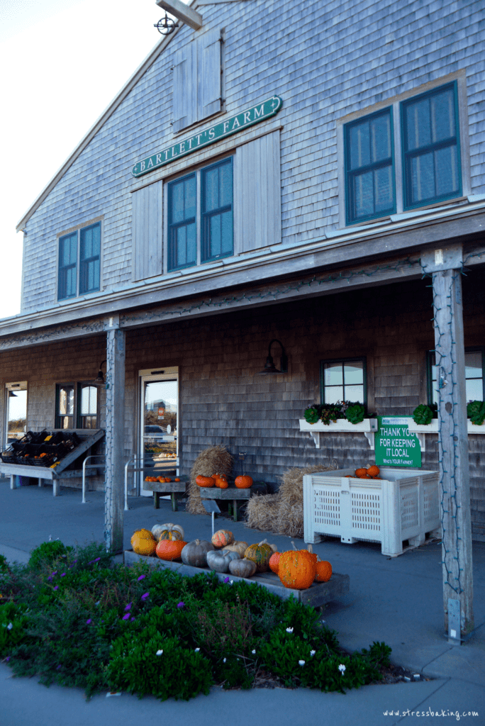 Bartletts Farm on Nantucket