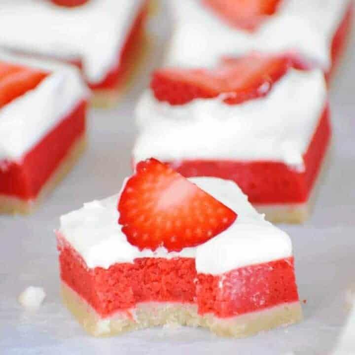 Strawberry Rhubars
