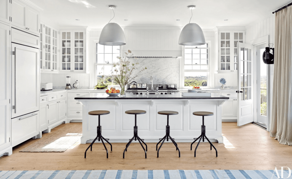 Nantucket style dream kitchen