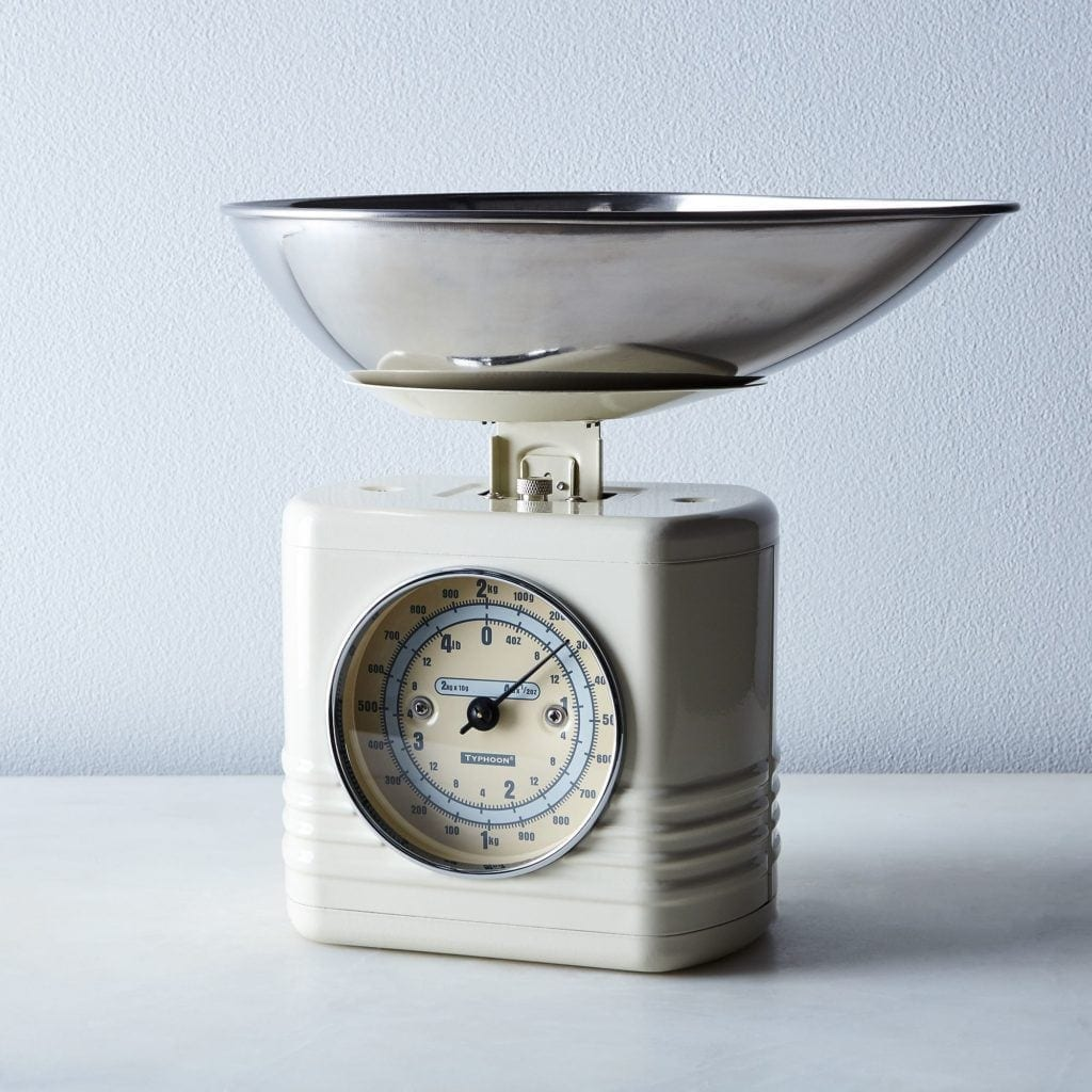 Vintage Kitchen Scale from Food52