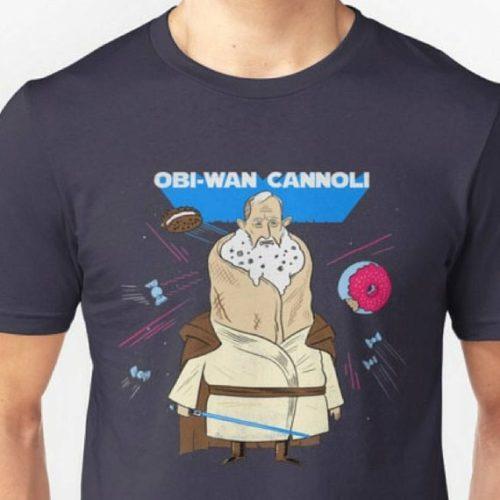 Pun Pantry Obi-Warn Cannoli