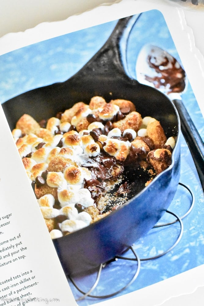 "S'mores Tots from ""Tots! 50 Tot-ally Awesome Recipes from Totchos to Sweet Po-tot-o Pie"" by Dan Whalen"