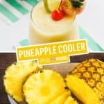 Pineapple Coolers | Stress Baking