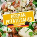 German Potato Salad | Stress Baking