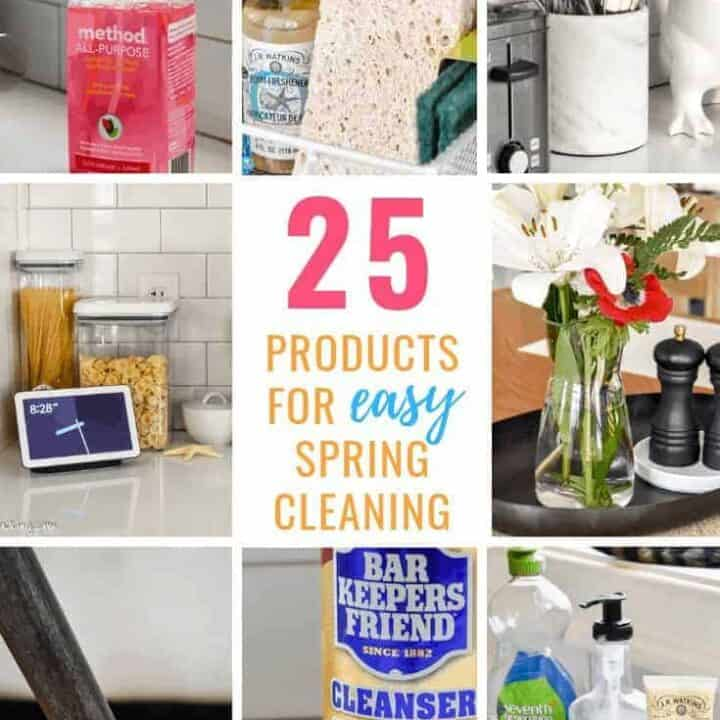 25 Products for Easy Spring Cleaning