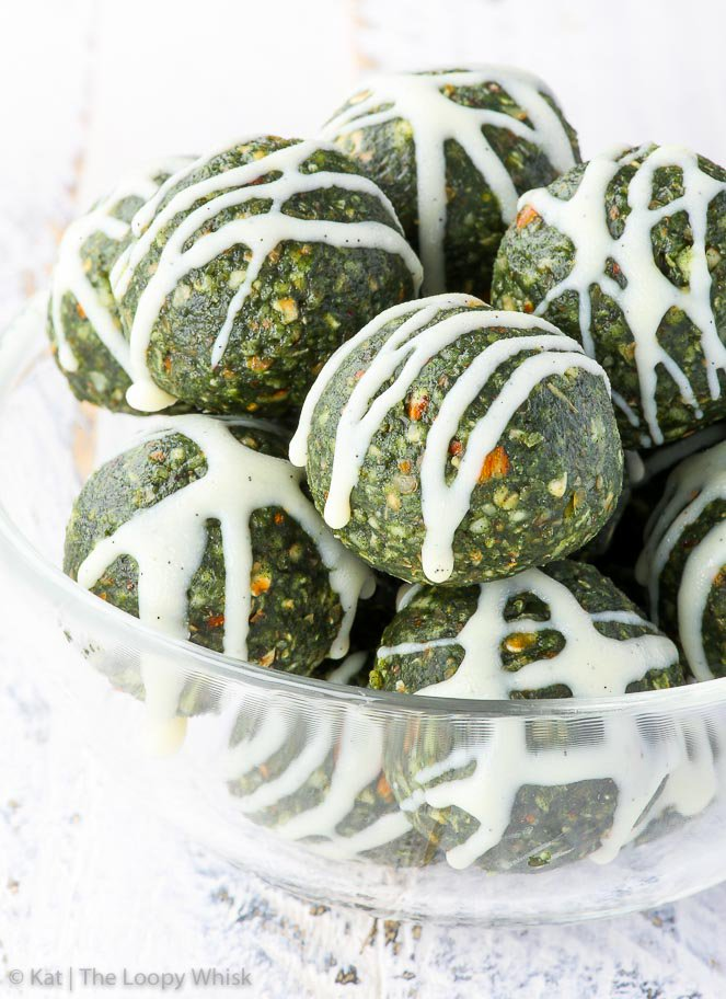 Machta No Bake Energy Bites by The Loopy Whisk