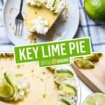 Key Lime Pie | Stress Baking