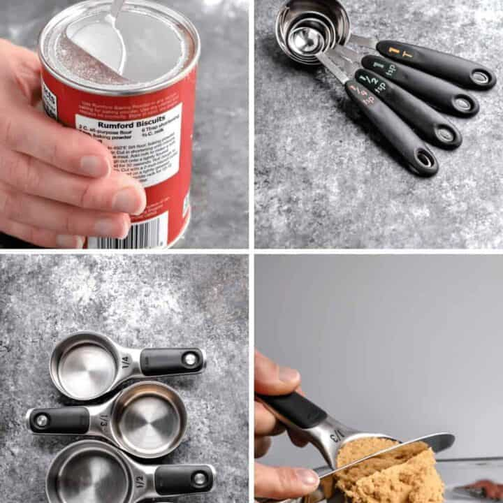 How to Properly Measure Ingredients for Baking | Stress Baking