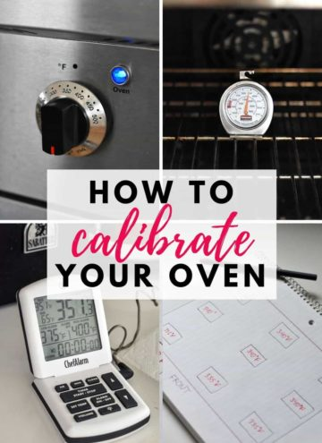 How to Calibrate Your Oven