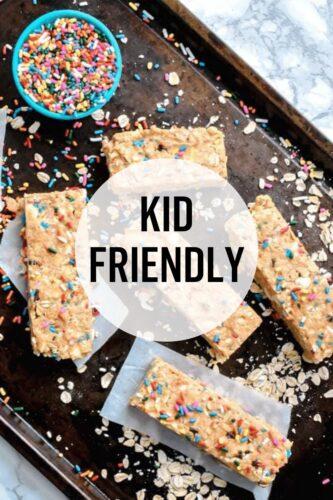 Kid-Friendly Recipes