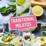 Traditional Mojitos   Stress Baking