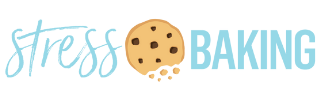 Blue Stress Baking logo